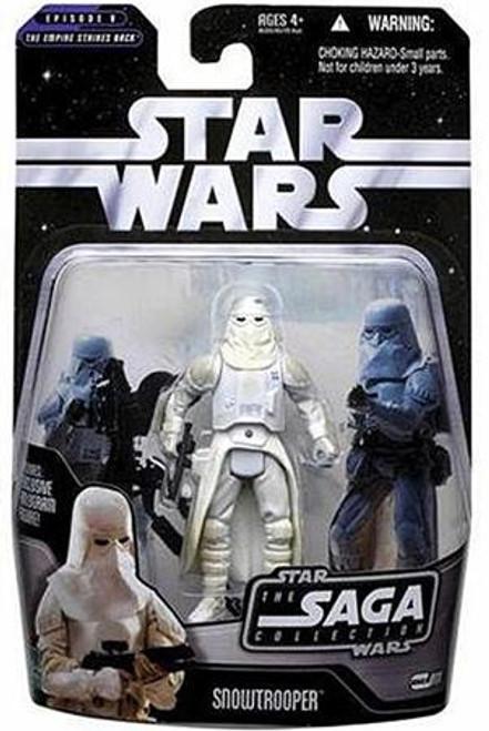 Star Wars Empire Strikes Back Saga Collection 2006 Snowtrooper Action Figure #11