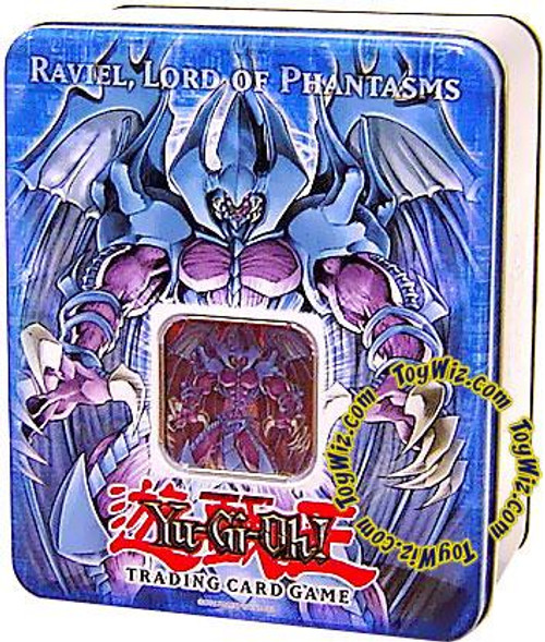 YuGiOh GX 2006 Collector Tin Raviel, Lord of Phantasms Collector Tin [Sealed]