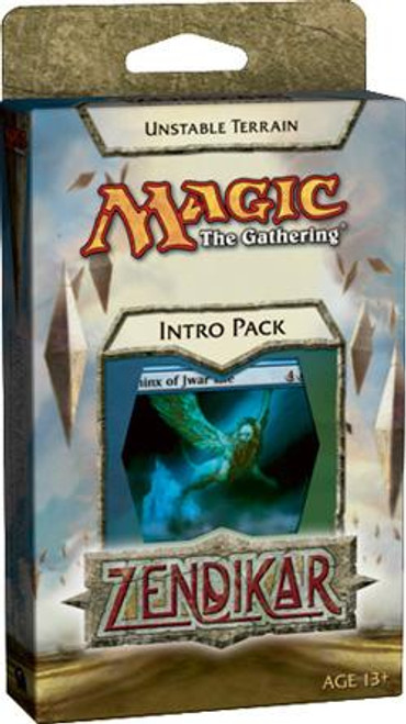 MtG Zendikar Unstable Terrain Intro Pack [Sealed Deck]