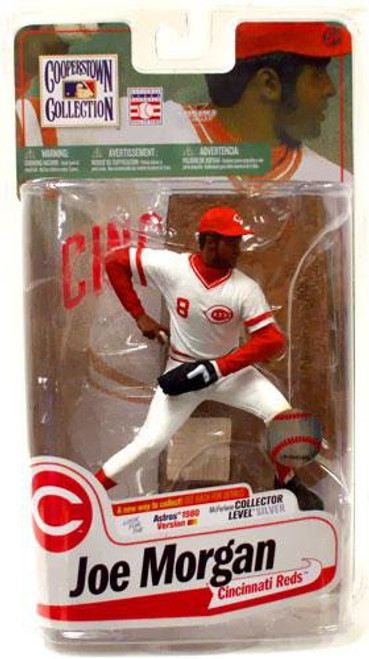 McFarlane Toys MLB Cooperstown Collection Series 7 Joe Morgan Action Figure [White Jersey]