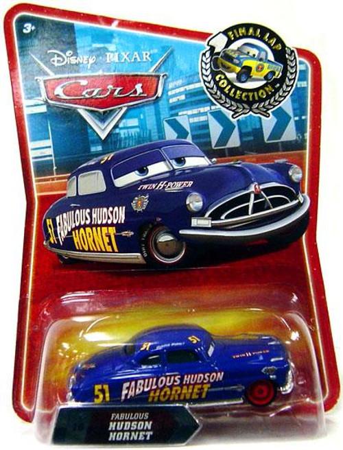 Disney Cars Final Lap Collection Fabulous Hudson Hornet Exclusive Diecast Car