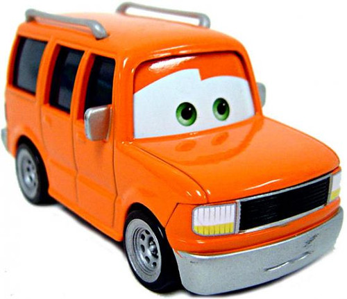 Disney Cars Loose Murphy Diecast Car [Loose]