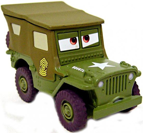 Disney Cars Loose Sarge Diecast Car [Loose]