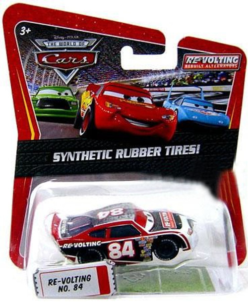 Disney Cars The World of Cars Synthetic Rubber Tires Re-Volting No. 84 Exclusive Diecast Car
