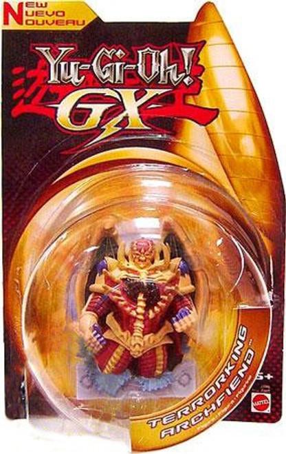 YuGiOh GX 3-Inch Figures Terrorking Archfiend Action Figure