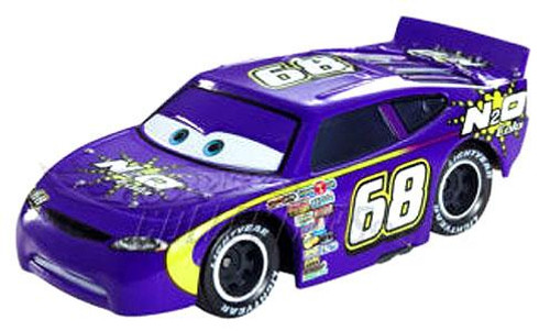 Disney Cars Loose N20 Cola with Rubber Tires Diecast Car [Loose]
