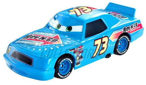 Disney Cars Loose Rev-N-Go with Rubber Tires Diecast Car [Loose]