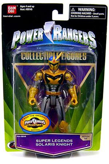Power Rangers Mystic Force Collectible Figures Super Legends Solaris Knight Action Figure