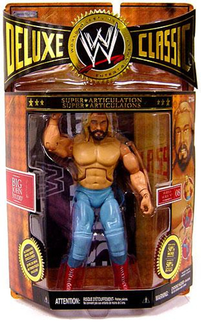 WWE Wrestling Deluxe Classic Superstars Series 8 Big John Studd Exclusive Action Figure