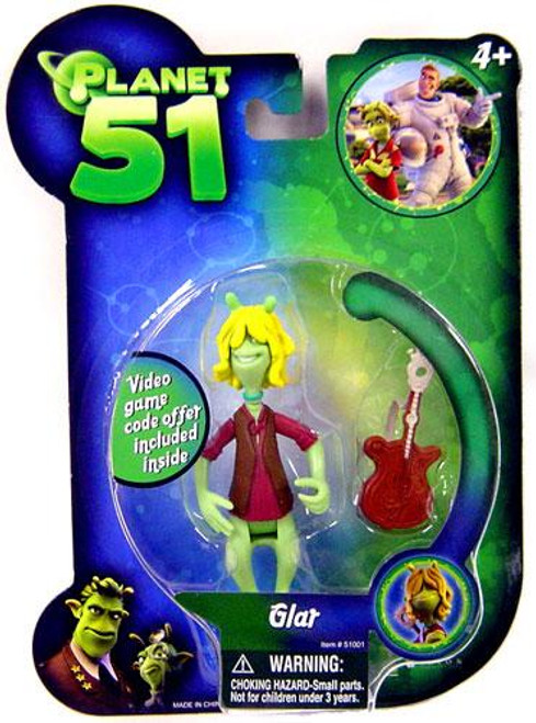Planet 51 Glar Mini Figure