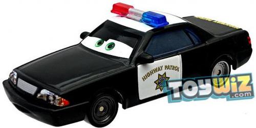 Disney Cars Loose Rescue Squad Trooper Diecast Car [Loose]