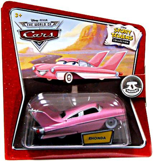 Disney Cars The World of Cars Story Tellers Rhonda Diecast Car