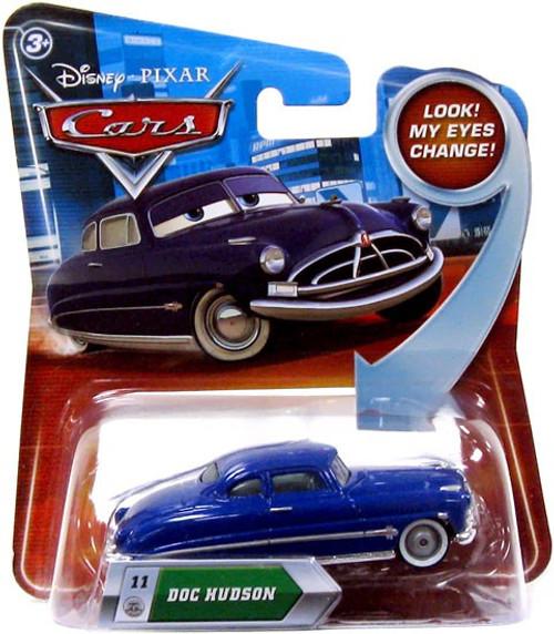 Disney Cars Lenticular Eyes Series 2 Doc Hudson Diecast Car