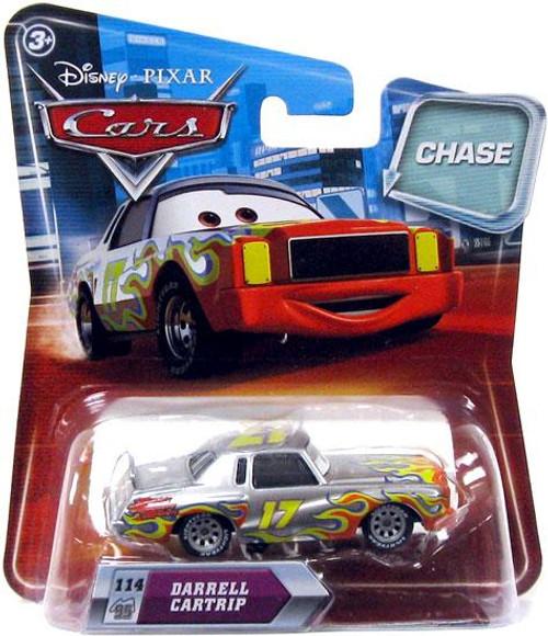 Disney Cars Series 2 Darrell Cartrip Diecast Car [Metallic Finish]