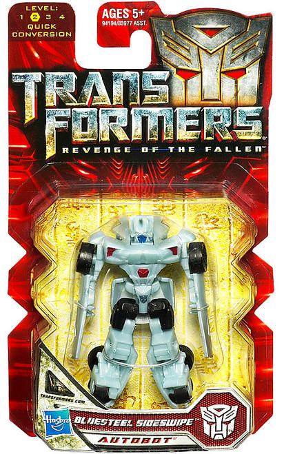 Transformers Revenge of the Fallen Bluesteel Sideswipe Legends Action Figure
