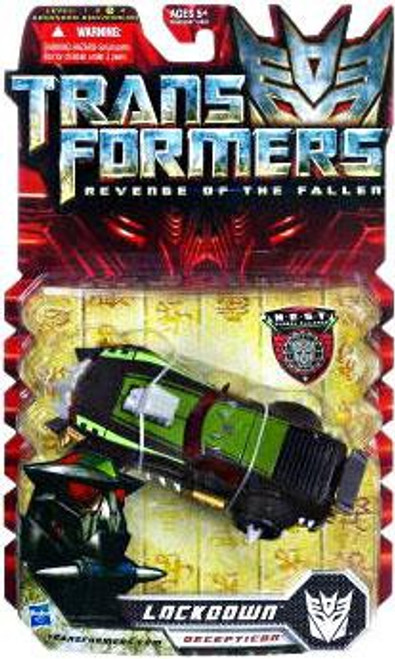 Transformers Revenge of the Fallen Lockdown Deluxe Action Figure