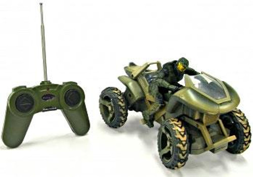 Halo 3 Mongoose 8-Inch R/C Vehicle [Halo 3 Packaging]