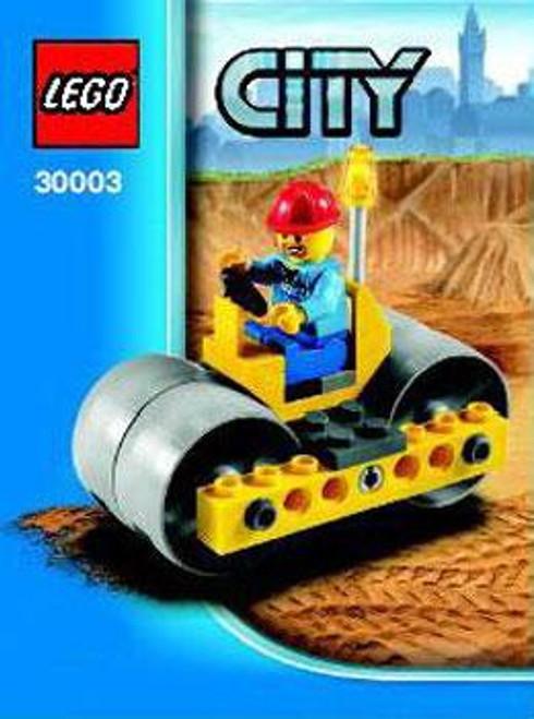 LEGO City Steam Roller Set #30003