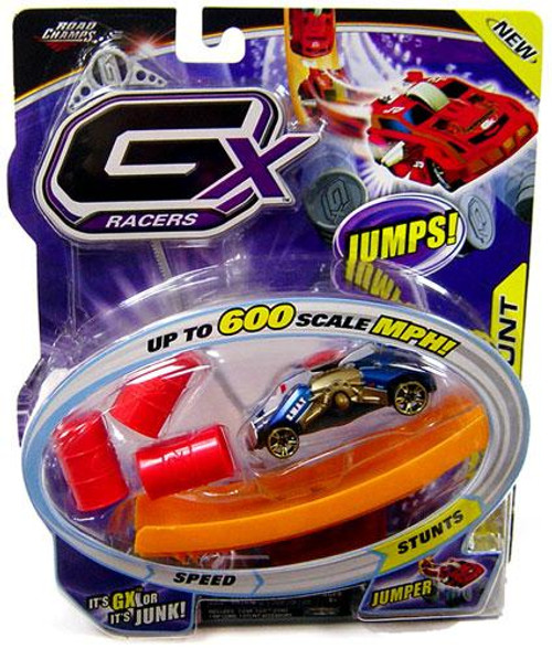 GX Racers Stunts Series 3 Urban Defender Plastic Car [Jumper Gyro]