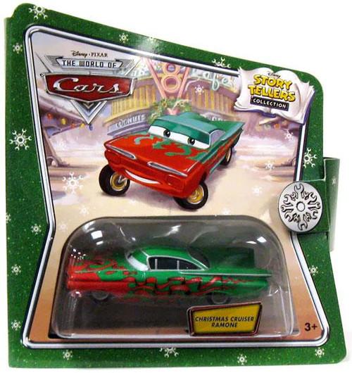 Disney Cars The World of Cars Story Tellers Christmas Cruiser Ramone Diecast Car