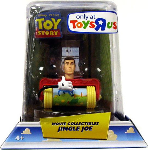 Toy Story Movie Collectibles Jingle Joe Exclusive Action Figure