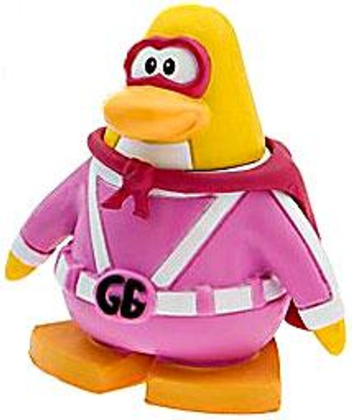 Club Penguin Gamma Girl 2-Inch Mini Figure