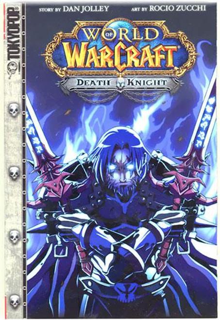 World of Warcraft Death Knight Comic Book