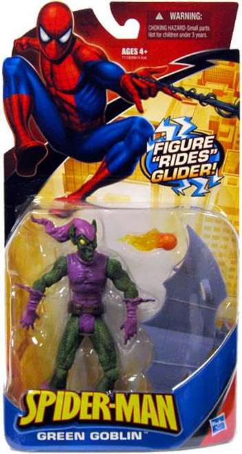 Spider-Man Classic Heroes Green Goblin Action Figure