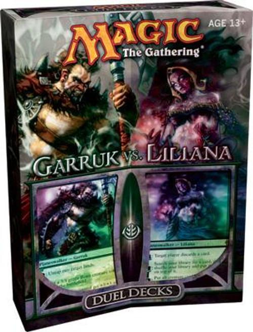 MtG Duel Decks: Garruk vs. Liliana Garruk vs. Liliana Duel Decks [Sealed]