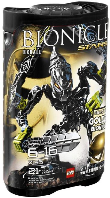 LEGO Bionicle Stars Skrall Set #7136