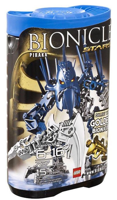 LEGO Bionicle Stars Piraka Set #7137