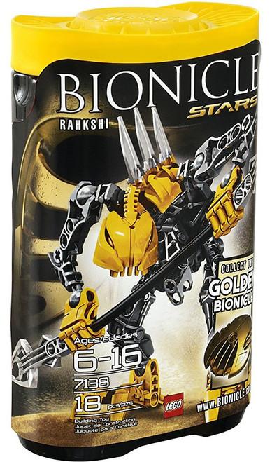 LEGO Bionicle Rahkshi Set #7138