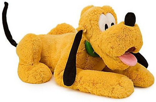 Disney Mickey Mouse Pluto Exclusive 16-Inch Plush