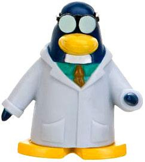 Club Penguin Gary the Gadget Guy 2-Inch Mini Figure