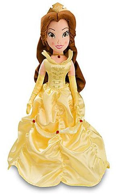 Disney Princess Beauty and the Beast Belle 20-Inch Plush Doll [Random Dress]