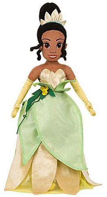 Disney The Princess and the Frog Tiana 22-Inch Plush Figure [Random Dress Style]