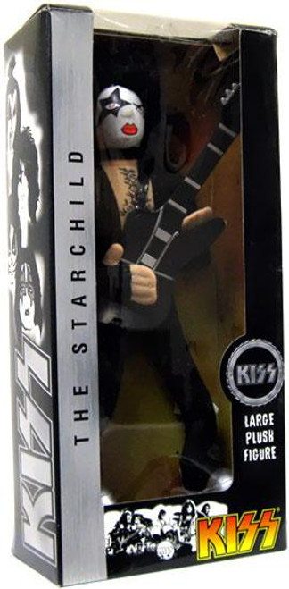 KISS The Starchild 15-Inch Plush Figure [Paul Stanley]