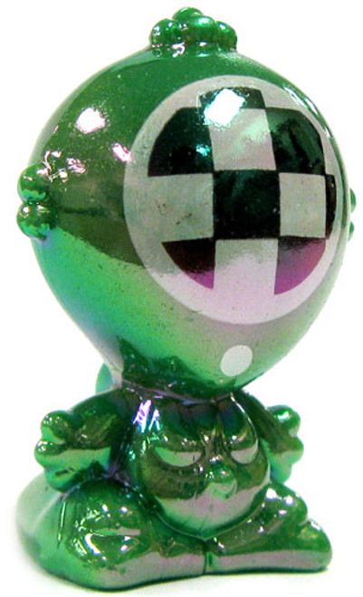 Crazy Bones Gogo's Series 3 Explorer Winflag #80 [Spectrum Loose]