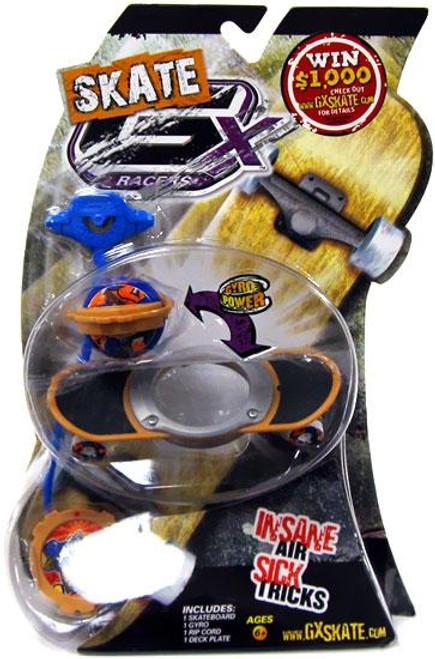 GX Racers Skate Series 4 55 MM Mini Skateboard [Free Ride Board]