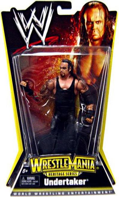 WWE Wrestling WrestleMania Heritage Series 1 Undertaker Action Figure