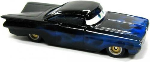Disney Cars Custom Ramone Diecast Car [Black with Blue Flames]