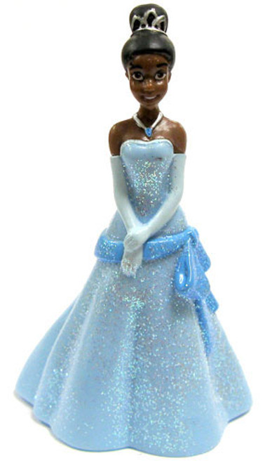 Disney The Princess and the Frog Princess Tiana Exclusive 2.5-Inch PVC Figure [Blue Ballgown]