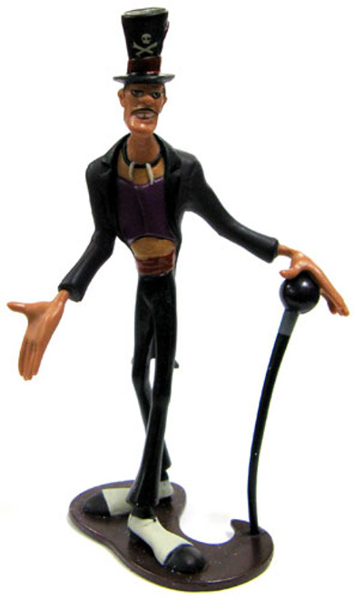Disney The Princess and the Frog Doctor Facilier Exclusive 2.5-Inch PVC Figure
