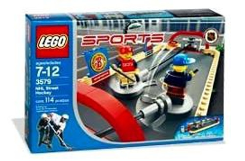 LEGO Sports NHL Street Hockey Set #3579