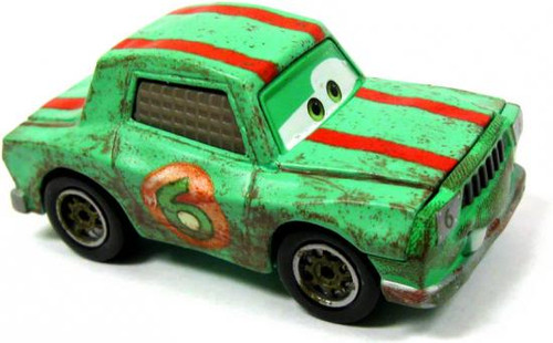 Disney Cars Loose Cousin Cletus Diecast Car [Loose]