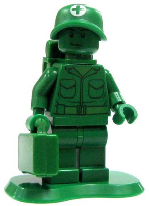 LEGO Toy Story Loose Green Army Man Medic Minifigure [Loose]