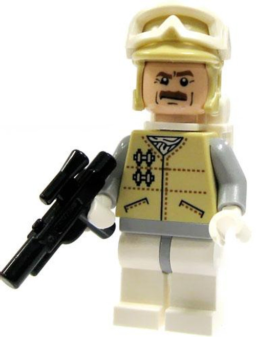 LEGO Star Wars Loose Hoth Rebel Trooper Officer Minifigure [Loose]