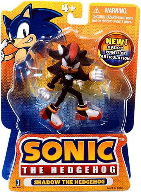 Sonic The Hedgehog Shadow Action Figure