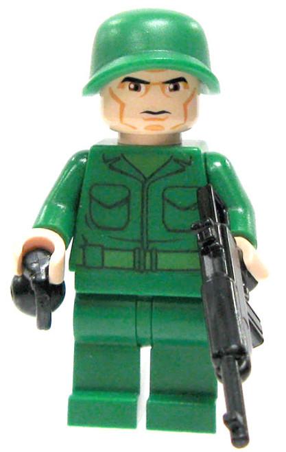 LEGO Custom Loose U.S. Rifleman Minifigure [Loose]
