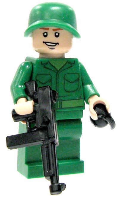 LEGO Custom Loose U.S. Machine Gunner Minifigure [Loose]
